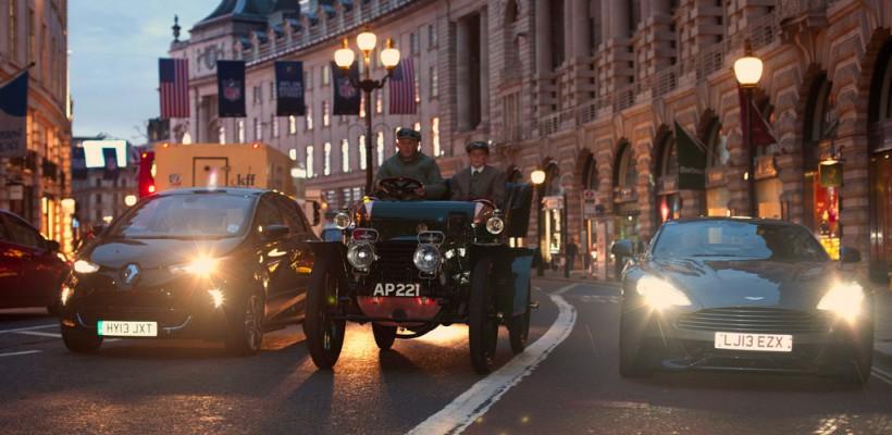Лондонские улицы
