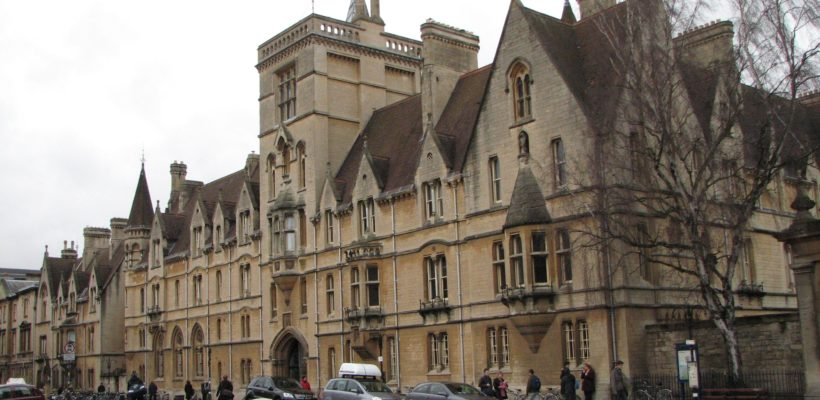Оксфорд (Oxford)