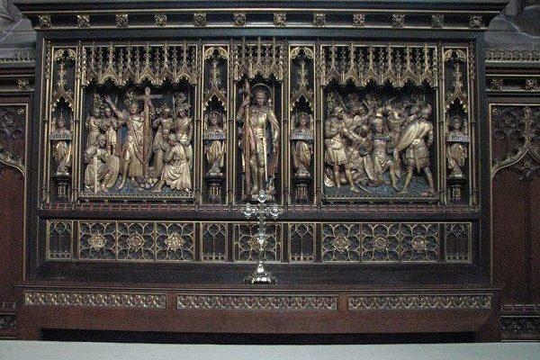 Честерский кафедральный собор (Chester Cathedral)