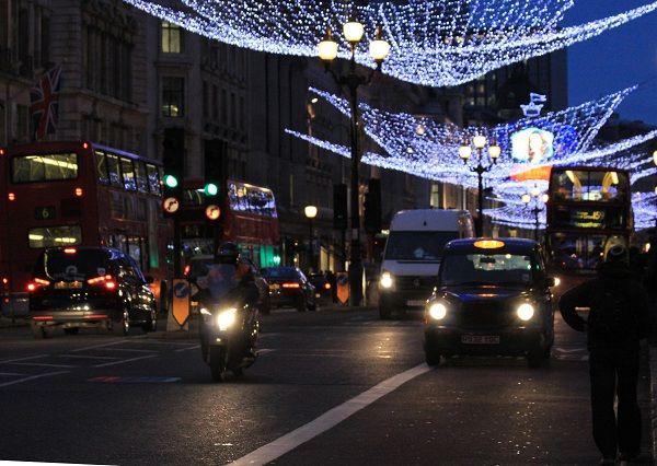 Лондон. Рождественская прогулка (London. Christmas walk)