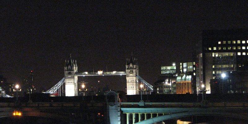 Тауэрский мост (Tower Bridge)