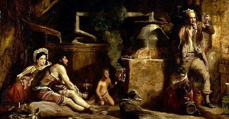Виски. История создания