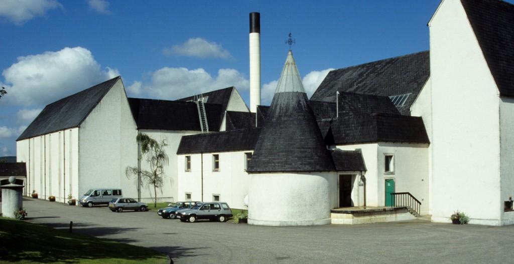 Auchroisk Distillery