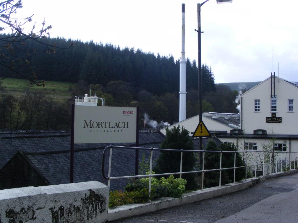Mortlach Distillery