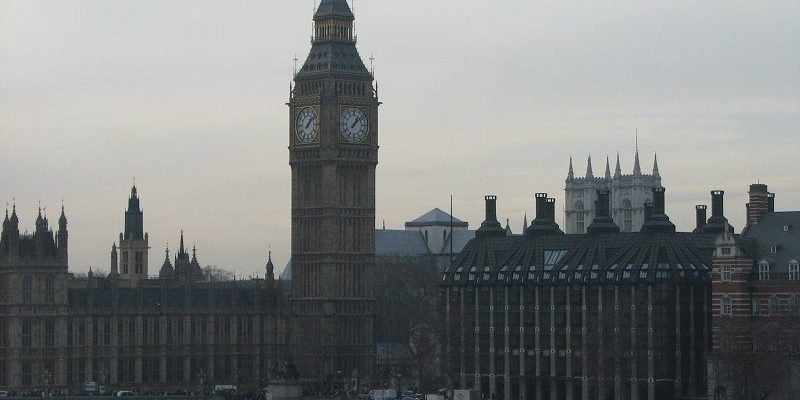 Лондон. Биг Бен (London. Big Ben)