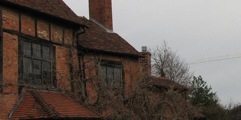 Стратфорд (Stratford-upon-Avon). Сад Музей Шекспира