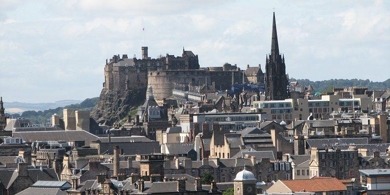 Эдинбург (Edinburgh). Эдинбургский замок