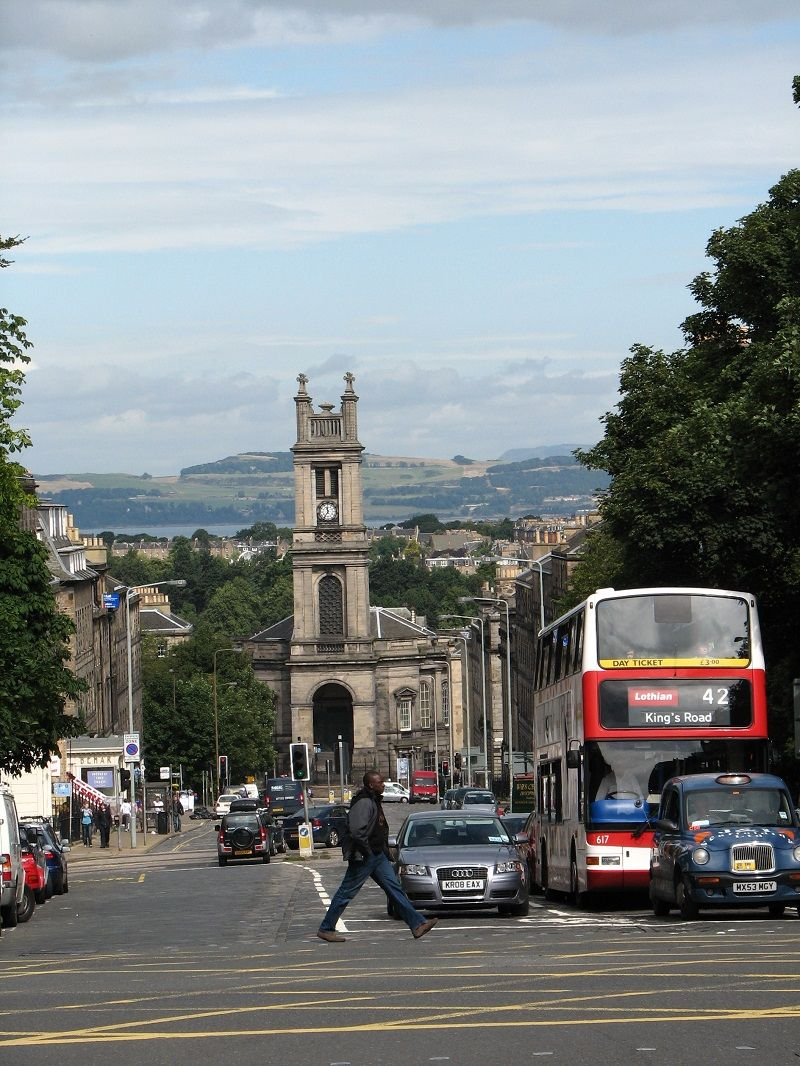 Эдинбург (Edinburgh). Столица Шотландии