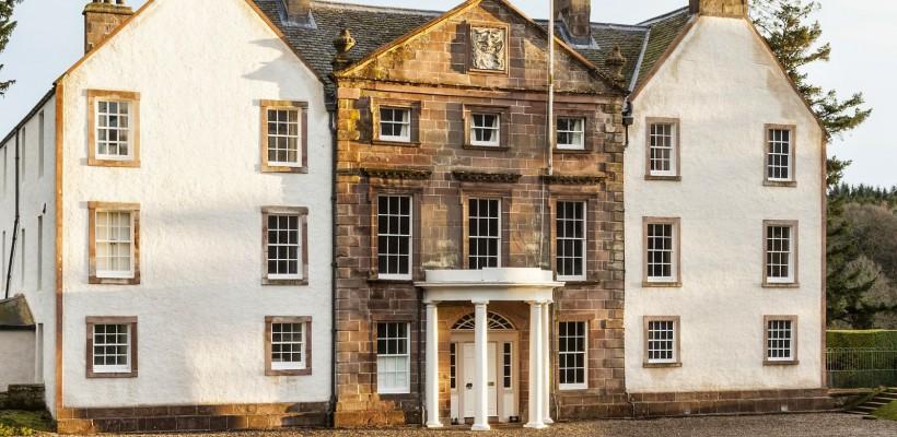 Arbuthnott House