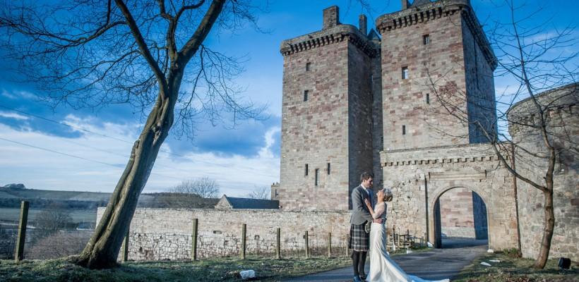 Borthwick Castle