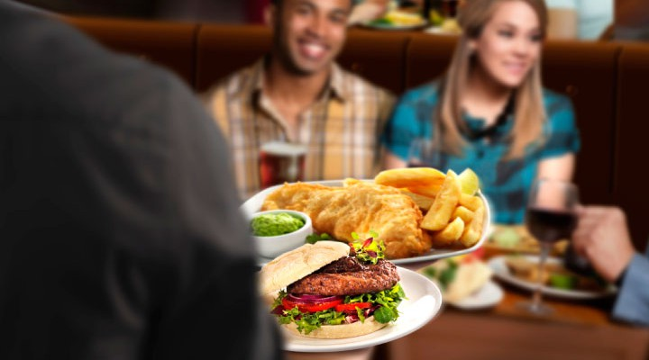 Главное условие хорошего обеда в Британии. Часть 3