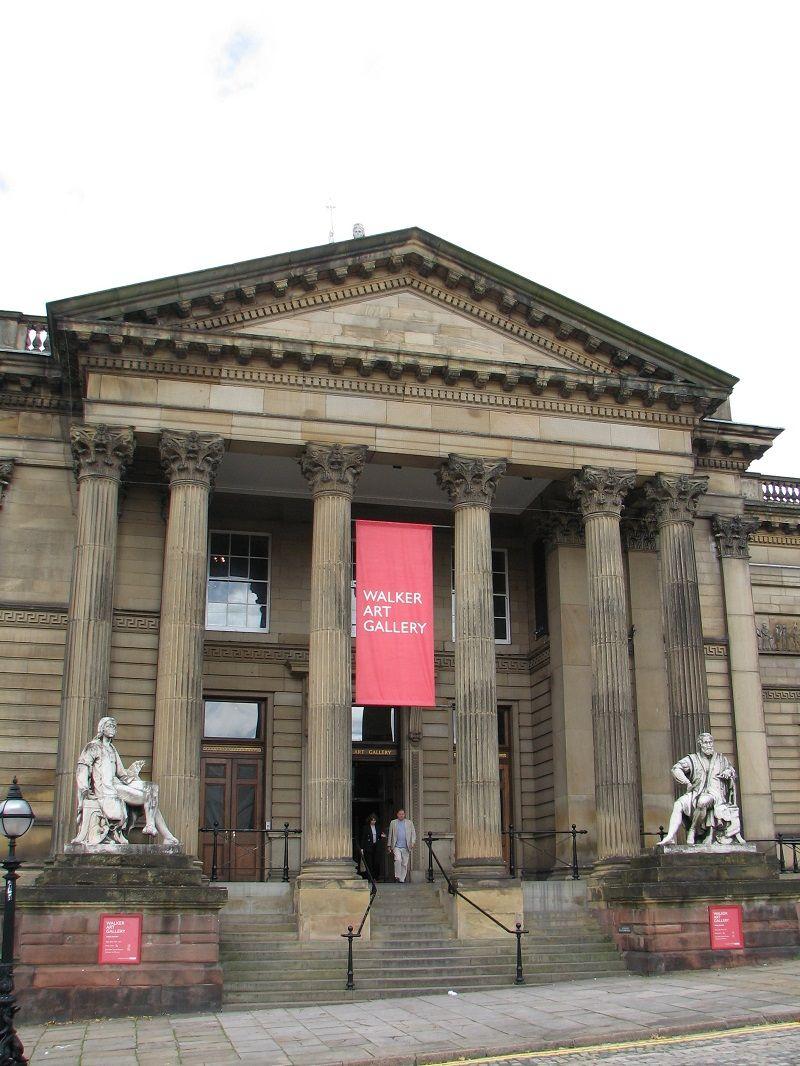 Ливерпуль. Художественная галерея Уокер (Walker Art Gallery)