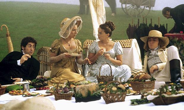 Питание в Британии от Джейн Остин к Чарльзу Диккенсу