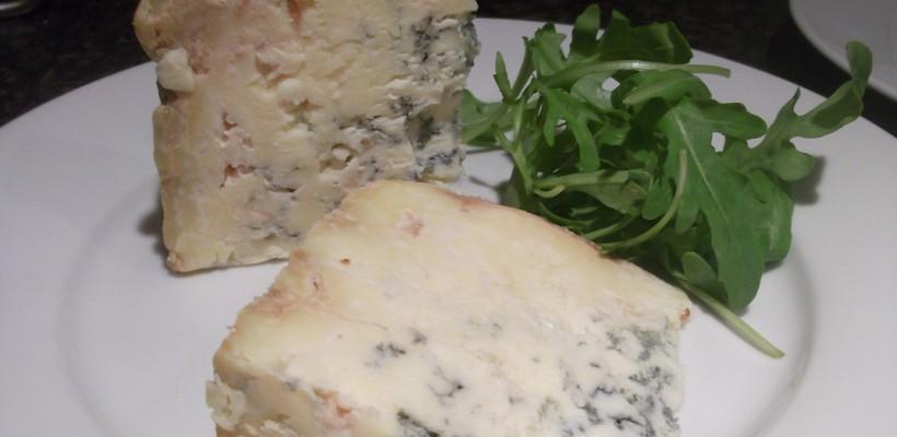 Dorset Blue Vinny cheese