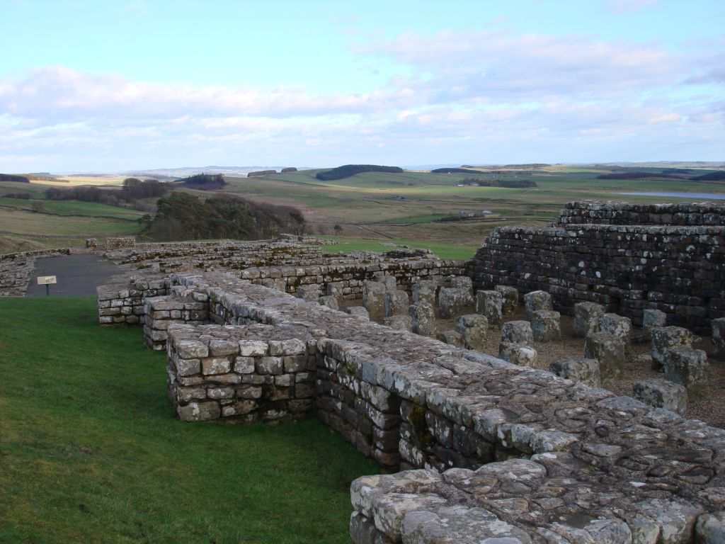the london dungeon hadrians wall