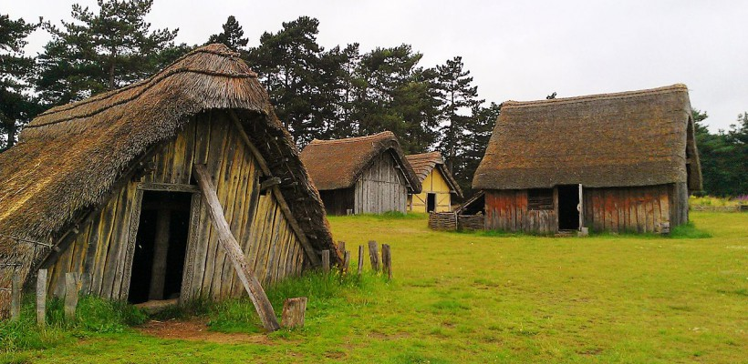 West Stow Anglo Saxon village