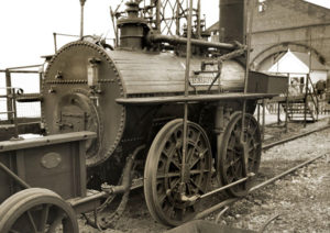 Stephenson Locomotion