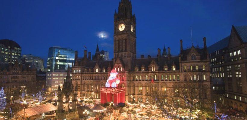 Рождество в Британии.